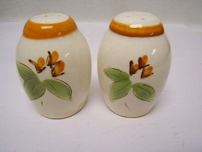"""Stangl Pottery Salt and Pepper Shakers 3"""" tall  AUC"""