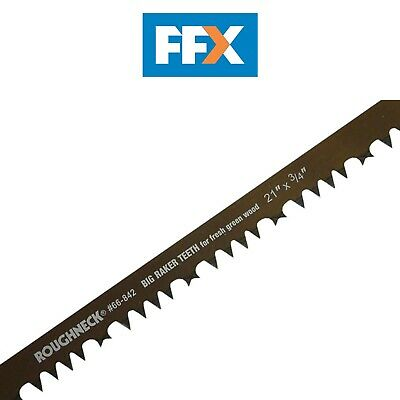 Roughneck 66-840 Bow Saw Blade - Raker Teeth 300mm / 12in