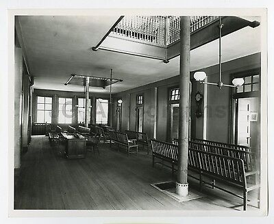 Boston Dispensary - Vintage 8x10 Photo by Charles H. Currier - Boston, MA