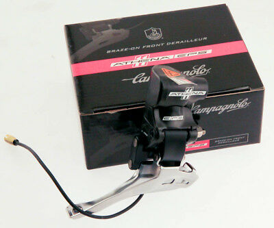Campagnolo Athena EPS Electronic 11 Speed Front Derailleur Braze-On Bike NEW
