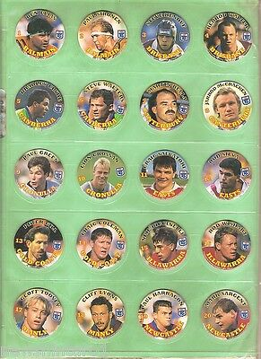 #t52.  1994 Set Of Nsw Rugby League Pog Tazos