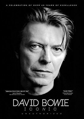David Bowie Iconic DVD