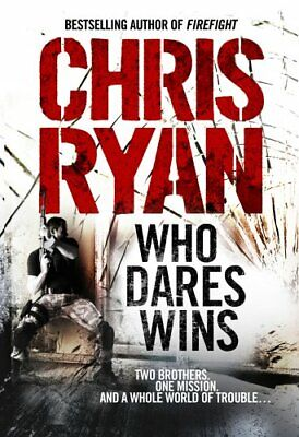 Who Dares Wins, Chris Ryan Hardback Book The Cheap Fast Free Post