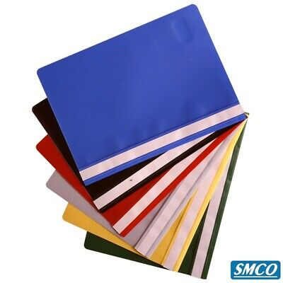 A4 Quality Project Presentation Document Report Files Folders 2 Prong  BLACK