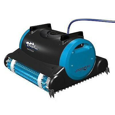 Dolphin 99996323 Dolphin Nautilus Robotic Pool Cleaner with Swivel Cable 60-F...