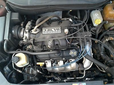05 Pacifica Engine 3.8L V6 Vin L 8Th Digit 431336