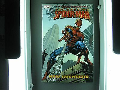 The Amazing Spider-Man New Avengers Tpb Condition Mint