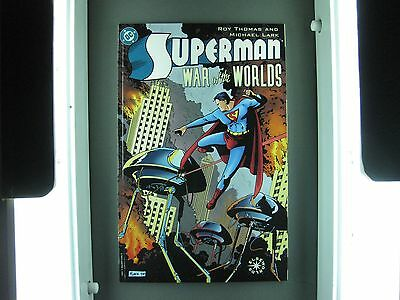 Superman War Of The Worlds   Tpb  Mint Condition