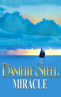 Miracle by Steel, Danielle Hardback Book The Cheap Fast Free Post