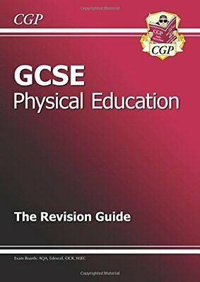 GCSE Physical Education Revision Guide (A*-G course) by CGP Books Paperback The