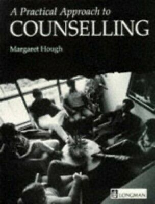 Practical Approach to Counselling by Hough, M Paperback Book The Cheap Fast Free