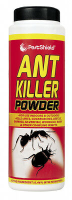 PestShield Ant Killer Powder Crawling Insect Killer Indoor & Outdoor- 240g