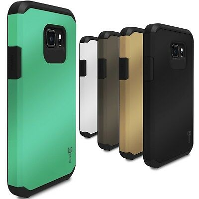 CoverON for Samsung Galaxy S7 Active - Slim Hard Hybrid Armor Phone Cover Case