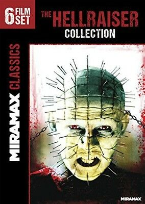 The Hellraiser Collection [New DVD] 2 Pack
