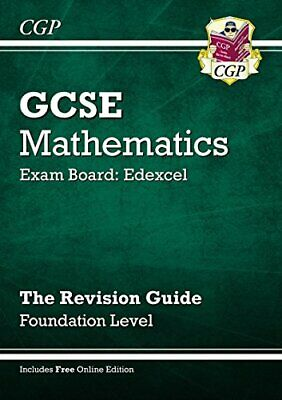 GCSE Maths Edexcel Revision Guide (with online ... by Parsons, Richard Paperback