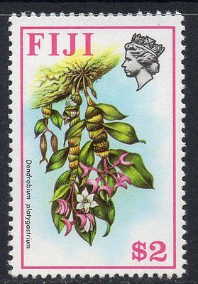 Fiji Sg473 1972 $2 Definitive Mnh