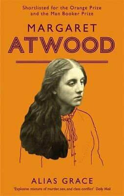 Alias Grace by Atwood, Margaret Paperback Book The Cheap Fast Free Post