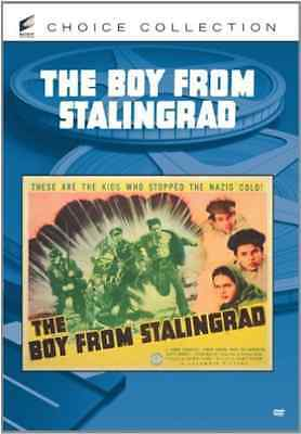 Boy From Stalingrad, The  DVD NEW