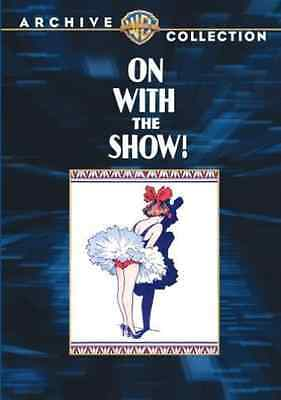 ON WITH THE SHOW / (FULL B&...-On with the Show (1929)  DVD NEW