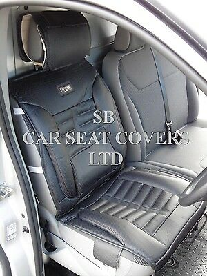 To Fit A Ford Transit Van, Seat Covers, Fh Black Rossini Sports Diamond