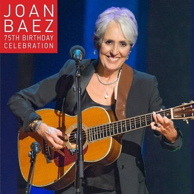 Joan Baez - 75th Birthday Celebration (NEW 2 x CD & DVD)