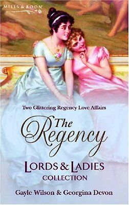 The Regency: Lords and Ladies Collection (Honour's..., Devon, Georgina Paperback
