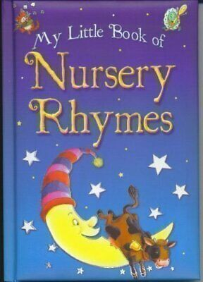 My Little Book Of Nursery Rhymes Book The Cheap Fast Free Post