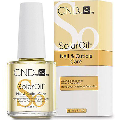 CND Nail SOLAR OIL Nail & Cuticle Conditioner 15ML