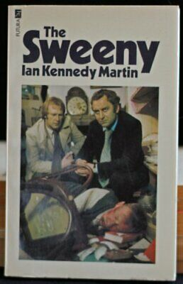 The Sweeney by Martin, Ian Kennedy Paperback Book The Cheap Fast Free Post