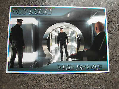 Postcard Series 2  X-Men  The Movie Wolverine Lot Of 2 Post Cards