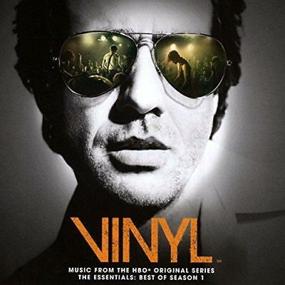 Vinyl: The Essentials: Best Of Season 1 - Soundtrack (NEW CD)