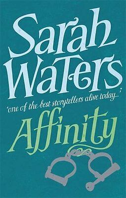 Affinity, Waters, Sarah Paperback Book The Cheap Fast Free Post
