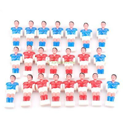 22 Rods Foosball Soccer Table Football Men Players Replacement