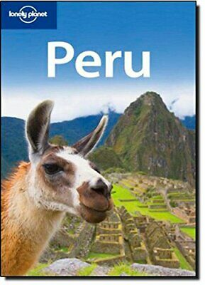 Peru (Lonely Planet Country Guides) by Miranda, Carolina Paperback Book The