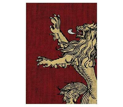 Game of Thrones HBO BNIB House Lannister Deck Protector Card Sleeves - Standard