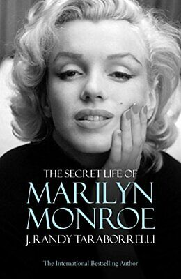 The Secret Life of Marilyn Monroe by Taraborrelli, J. Randy Hardback Book The