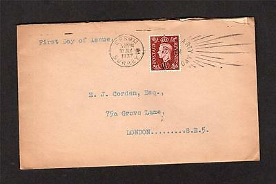 GEORGE VI 11/2d FIRST DAY COVER