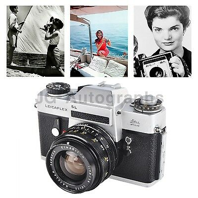 Jacqueline Kennedy - Personally Owned and Used Leicaflex Camera - 1960s