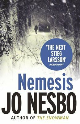 Nemesis: Harry Hole 4, Nesbo, Jo Paperback Book The Cheap Fast Free Post