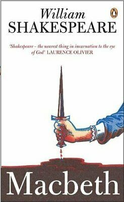 Macbeth (Penguin Shakespeare) by Shakespeare, William Paperback Book The Cheap