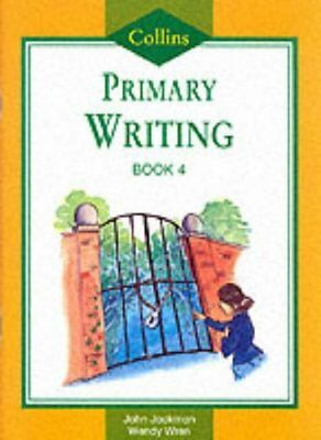 Collins Primary Writing (5) - Pupil Book 4: Bk. 4, Wren, Wendy Paperback Book
