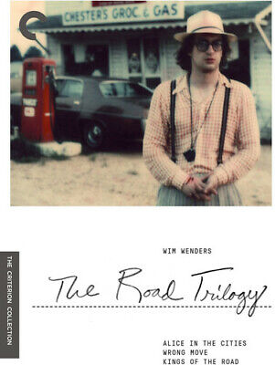 Wim Wenders: The Road Trilogy (Criterion Collection) [New DVD] Subtitled, Wide