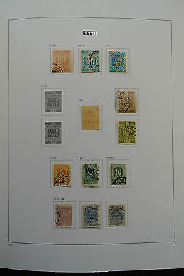 Lot 25679 Collection stamps of Baltic States 1918-2013.