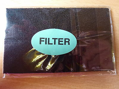3 x FILTERS for PET BRANDS OVAL  LITTER TRAYS