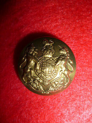 The General Service Corps WW1/WW2 Button, 25 mm dia. (Royal Coat of Arms)