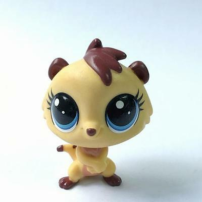 Littlest Pet Shop Pets In The City BOOTSIE RUSSET #83 Cat Kitty LPS 1902