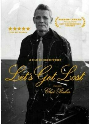 Let's Get Lost [New DVD] Black & White, Widescreen
