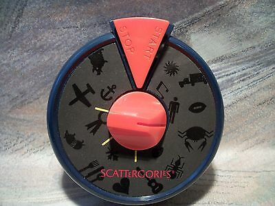 Scattergories Replacement Wind Up Timer