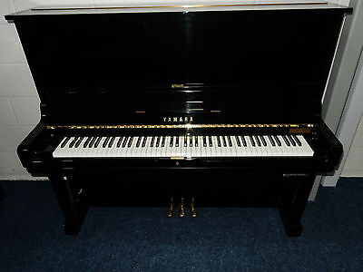 Yamaha U3 Silent Upright Piano. 0% Finance Available Around 25 Years Old