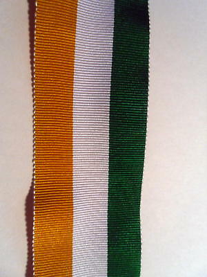 """6"""" of King's South Africa Silk Medal Ribbon, 1902"""